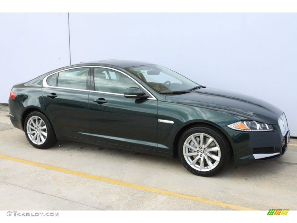Jaguar Xf Green Www Imgkid Com The Image Kid Has It