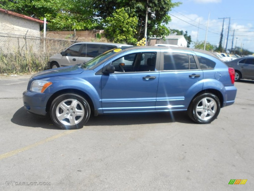 marine blue pearl 2007 dodge caliber sxt exterior photo 61818622. Black Bedroom Furniture Sets. Home Design Ideas