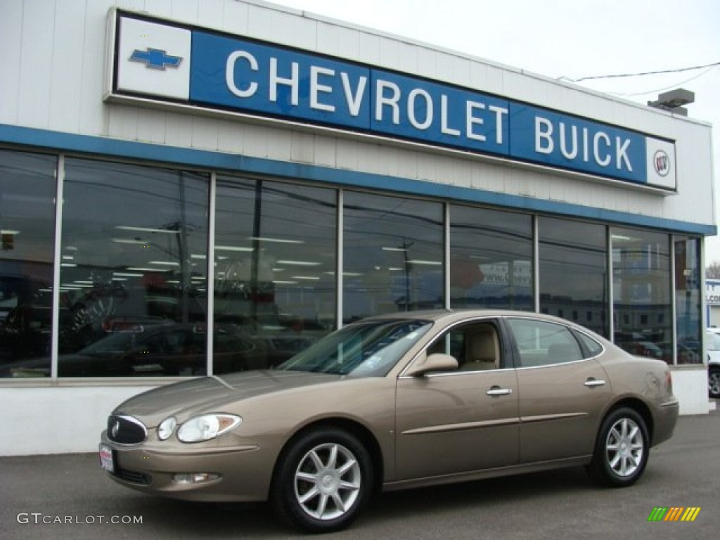 on 2007 Buick Lacrosse Cxl Colors