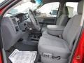 Medium Slate Gray Interior Photo for 2007 Dodge Ram 3500 #61834515