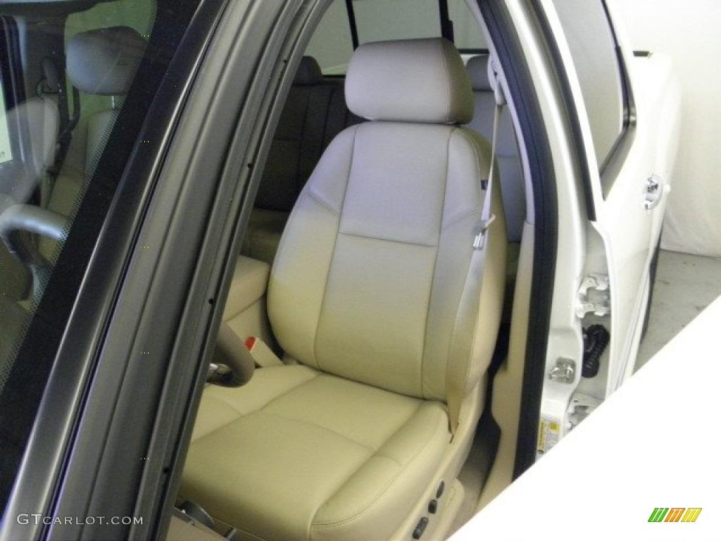 2012 Silverado 1500 LTZ Crew Cab 4x4 - White Diamond Tricoat / Light Cashmere/Dark Cashmere photo #20
