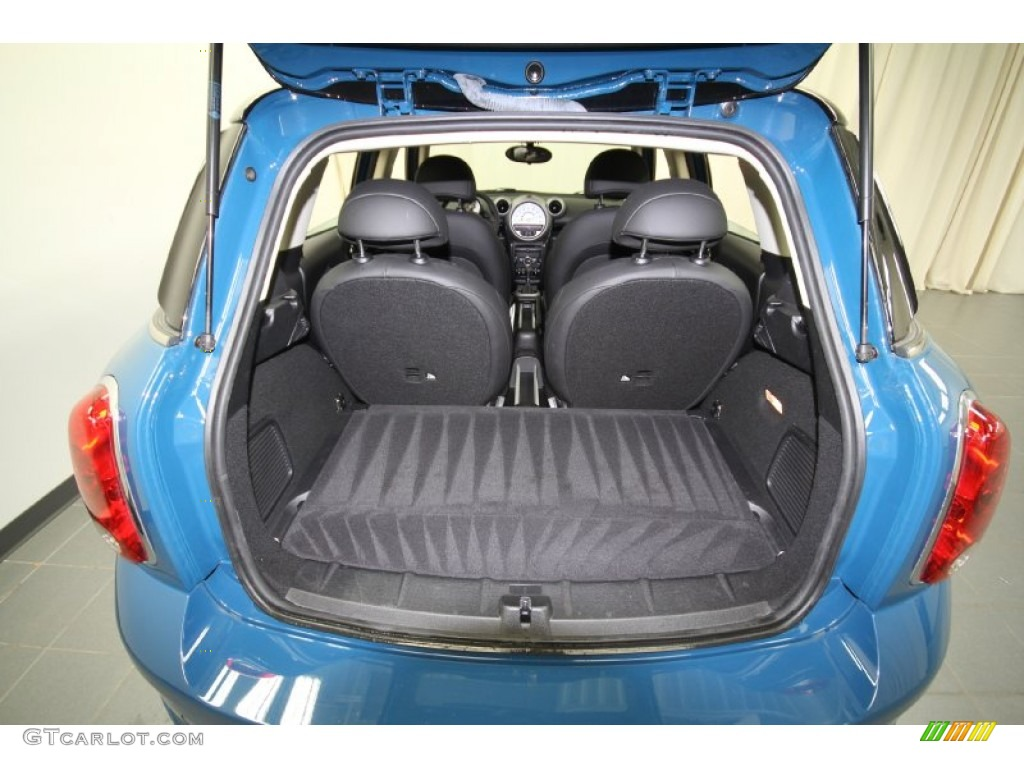 2011 mini cooper s countryman all4 awd trunk photo. Black Bedroom Furniture Sets. Home Design Ideas