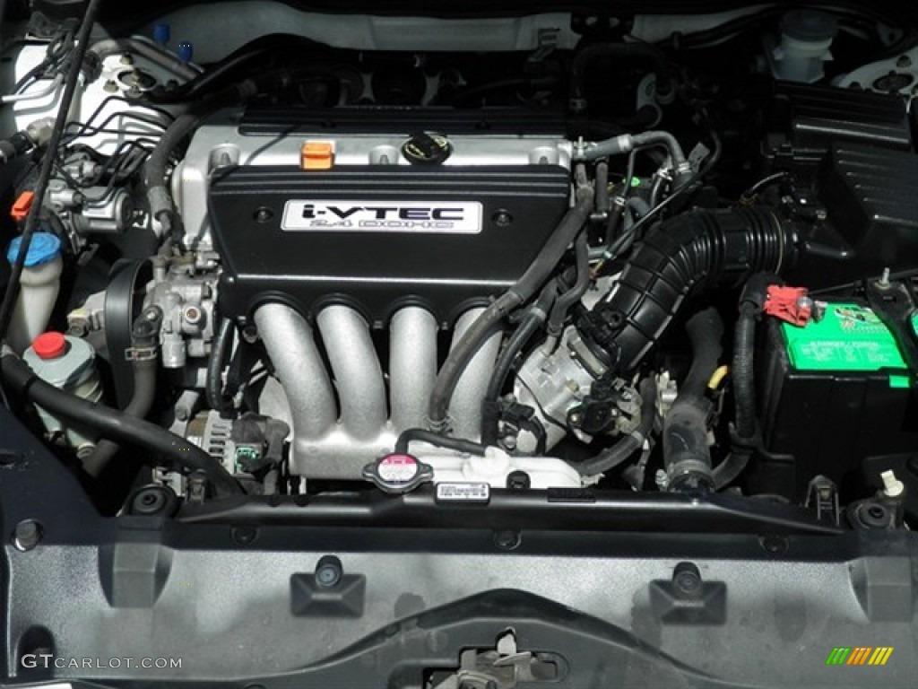 2005 Honda Accord DX Sedan 2.4L DOHC 16V i-VTEC 4 Cylinder ...