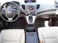 Dashboard of 2012 CR-V EX-L 4WD
