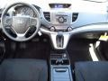 2012 Alabaster Silver Metallic Honda CR-V EX 4WD  photo #4