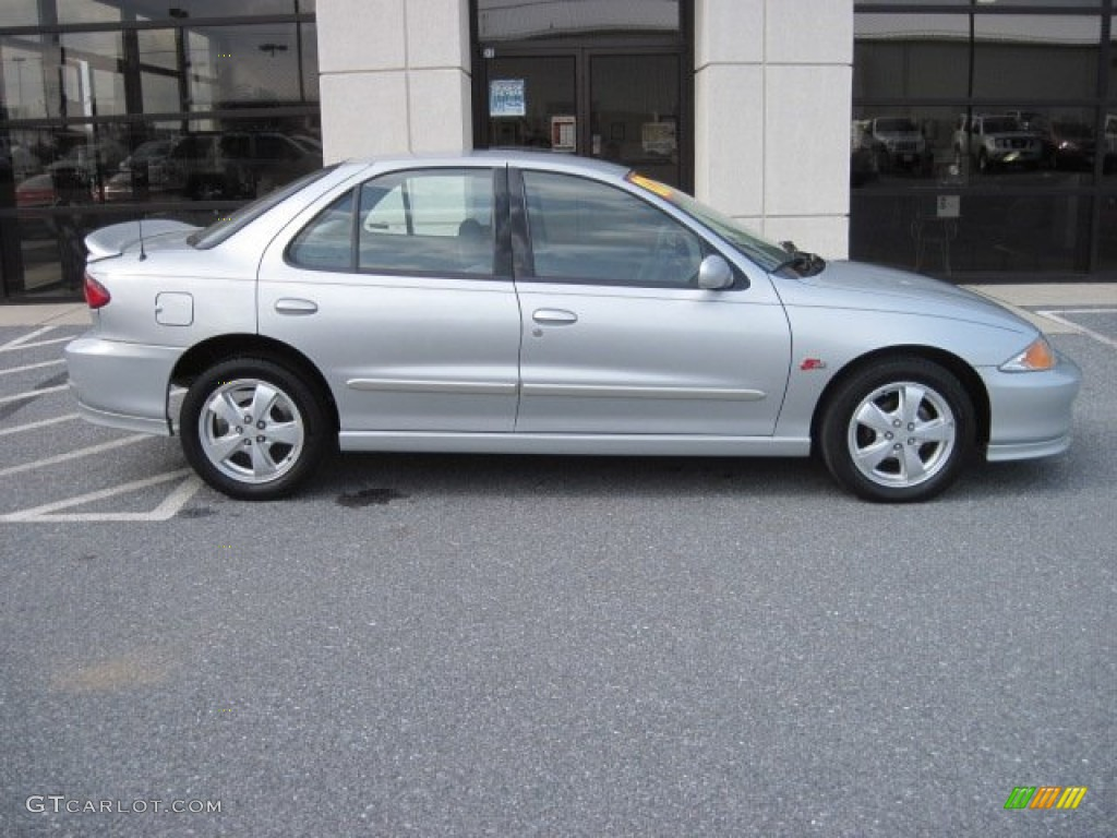 ultra silver metallic 2002 chevrolet cavalier ls sport sedan exterior. Cars Review. Best American Auto & Cars Review