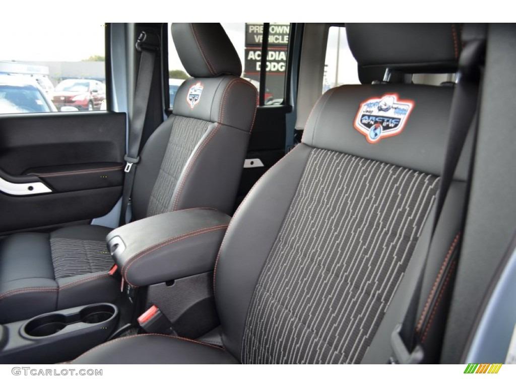 Black with polar white accents orange stitching interior - 2012 jeep wrangler unlimited interior ...