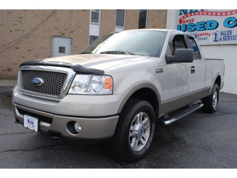 2006 ford f150 lariat supercab 4x4 data info and specs. Black Bedroom Furniture Sets. Home Design Ideas