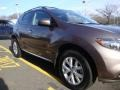 2011 Tinted Bronze Nissan Murano SV AWD  photo #10