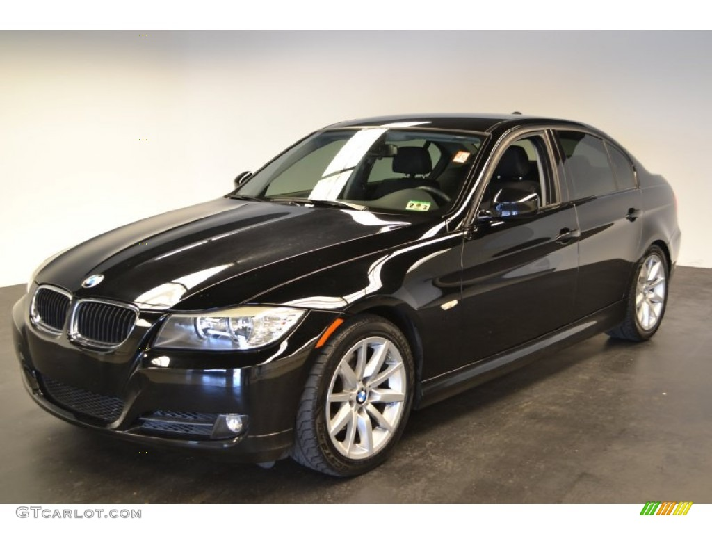 2010 jet black bmw 3 series 328i sedan 61868628. Black Bedroom Furniture Sets. Home Design Ideas