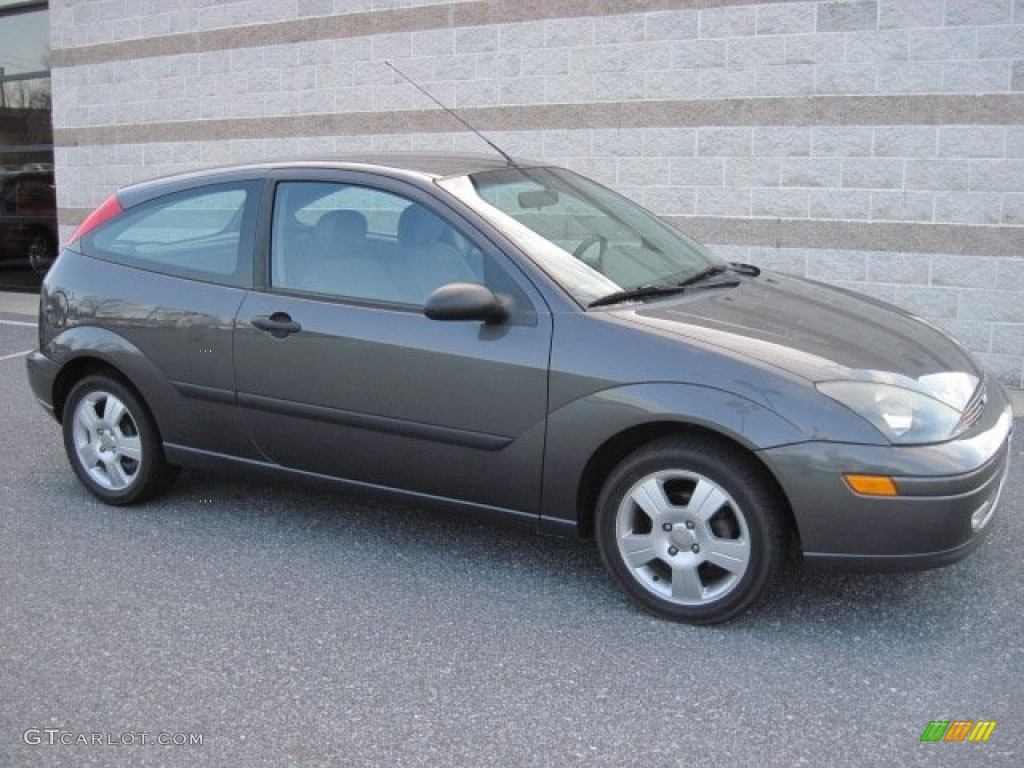 2003 liquid grey metallic ford focus zx3 coupe 61908377 car color galleries. Black Bedroom Furniture Sets. Home Design Ideas