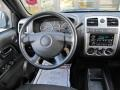 2008 GMC Canyon Ebony Interior Dashboard Photo