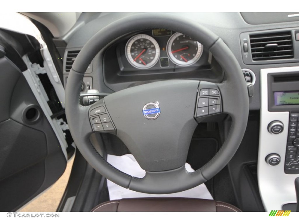 2012 volvo c70 t5 platinum steering wheel photos. Black Bedroom Furniture Sets. Home Design Ideas