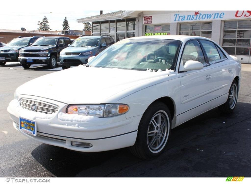 2001 white buick regal ls 61908357 car. Black Bedroom Furniture Sets. Home Design Ideas