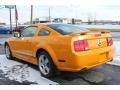 2007 Grabber Orange Ford Mustang GT Premium Coupe  photo #13