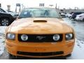 2007 Grabber Orange Ford Mustang GT Premium Coupe  photo #17