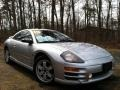 Sterling Silver Metallic 2001 Mitsubishi Eclipse GT Coupe
