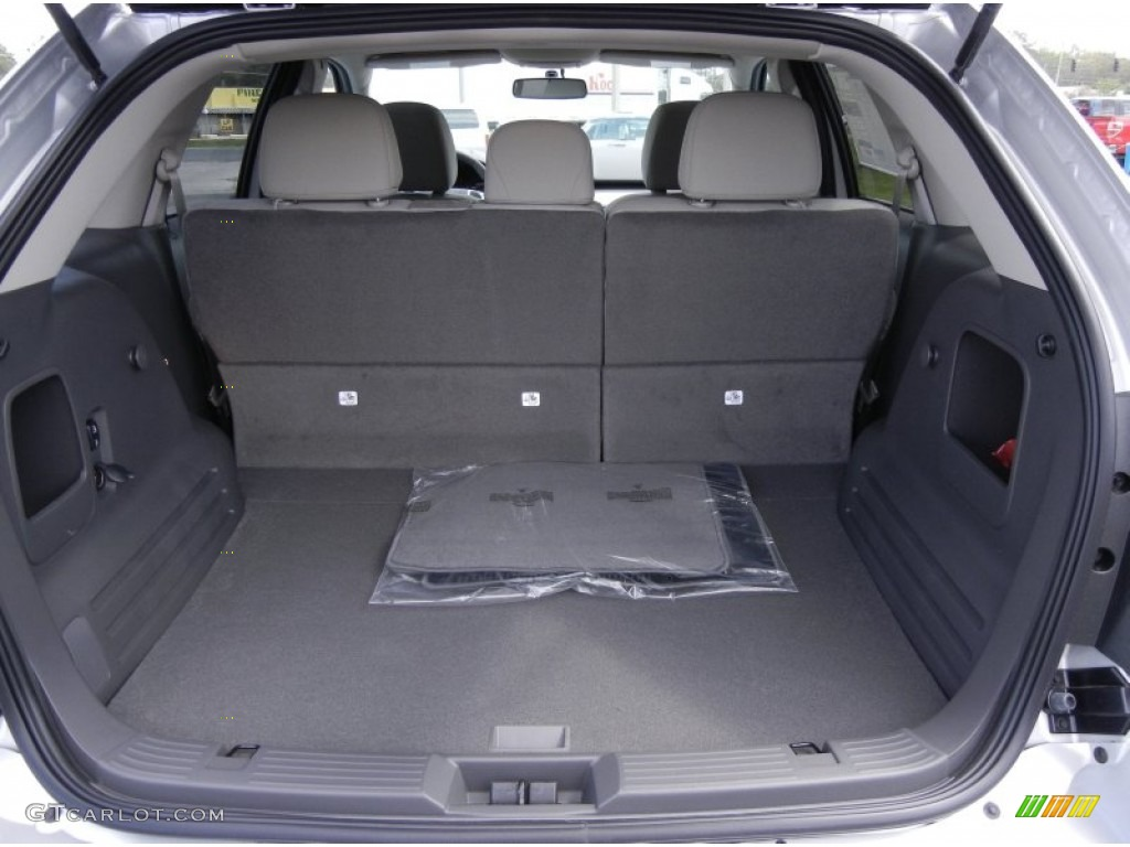 Ford Edge Sel Ecoboost Trunk Photo