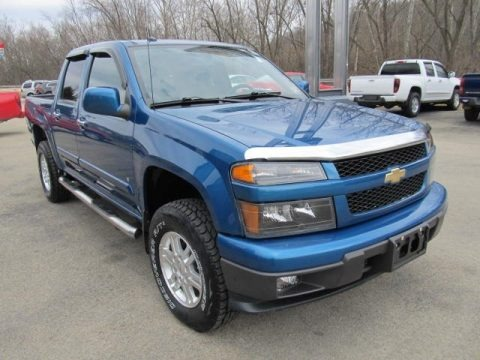 2009 chevrolet colorado lt crew cab 4x4 data info and specs. Black Bedroom Furniture Sets. Home Design Ideas