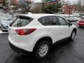 2013 Crystal White Pearl Mica Mazda CX-5 Touring  photo #5