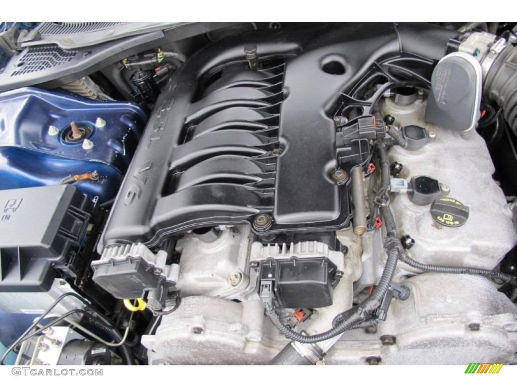 2006 Chrysler 300 Touring 3 5 Liter Sohc 24