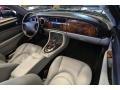 2006 Jaguar XK Dove Interior Dashboard Photo