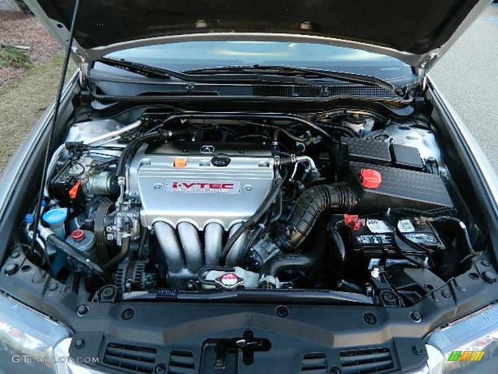2007 acura tsx sedan 2 4 liter dohc 16 valve i vtec 4 cylinder engine photo 61937471. Black Bedroom Furniture Sets. Home Design Ideas