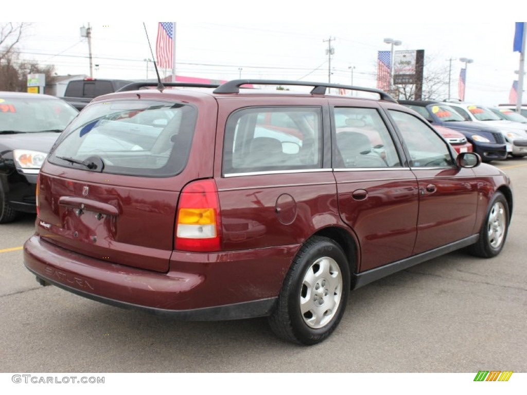 dark red 2002 saturn l series lw300 wagon exterior photo 61939423. Black Bedroom Furniture Sets. Home Design Ideas