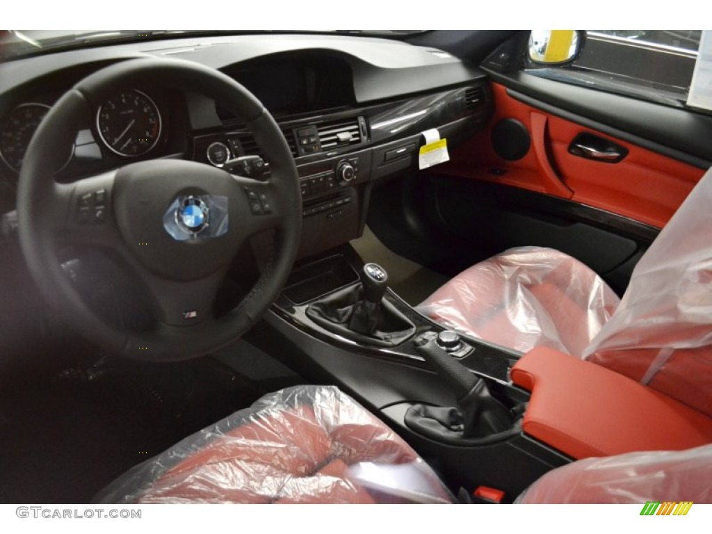 Coral Red Black Interior 2012 Bmw 3 Series 335i Coupe Photo 61945721