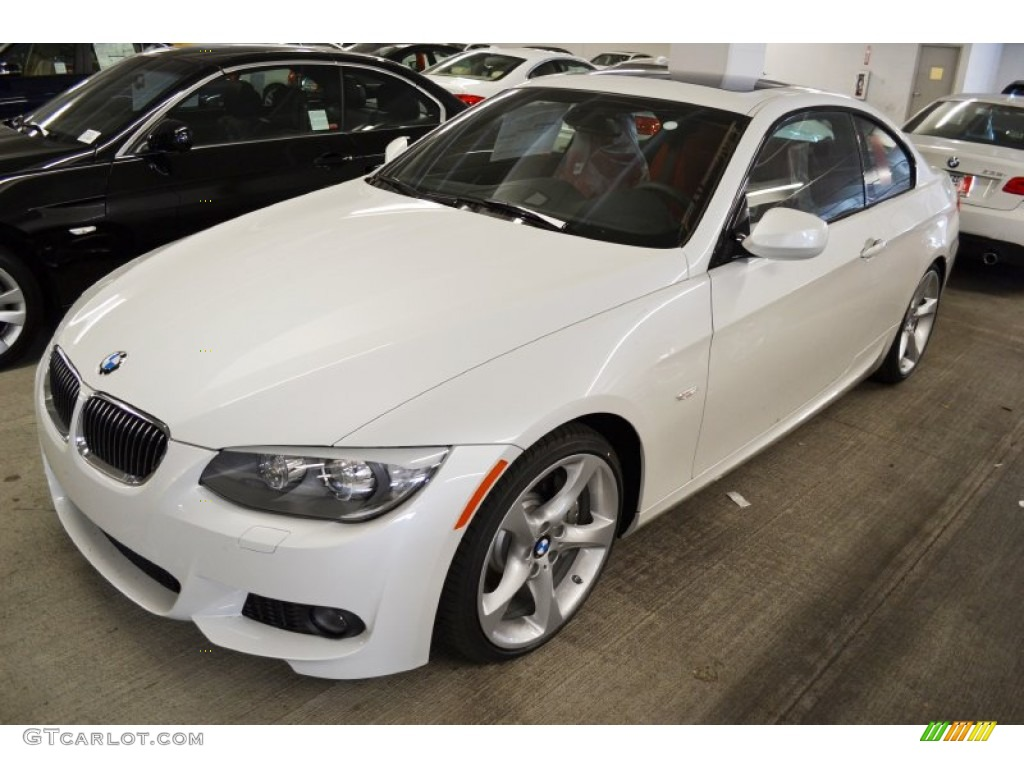 mineral white metallic 2012 bmw 3 series 335i coupe exterior photo 61945745. Black Bedroom Furniture Sets. Home Design Ideas