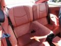 Terracotta Rear Seat Photo for 2007 Porsche 911 #61953788