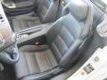 Front Seat of 2012 Gallardo LP 560-4 Spyder