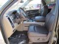 2012 Sagebrush Pearl Dodge Ram 1500 Laramie Longhorn Crew Cab 4x4  photo #12