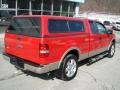 Bright Red 2007 Ford F150 Gallery