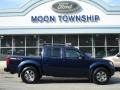 Navy Blue 2010 Nissan Frontier Pro-4X Crew Cab 4x4