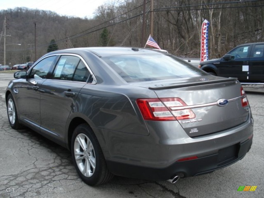 sterling gray metallic 2013 ford taurus sel awd exterior photo 61964795. Black Bedroom Furniture Sets. Home Design Ideas