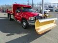 Red Clearcoat 2006 Ford F350 Super Duty Gallery