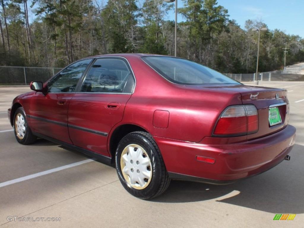 Kelebihan Kekurangan Honda Accord 1997 Top Model Tahun Ini