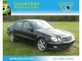 Sienna Black Metallic 2009 Mercedes-Benz E Gallery