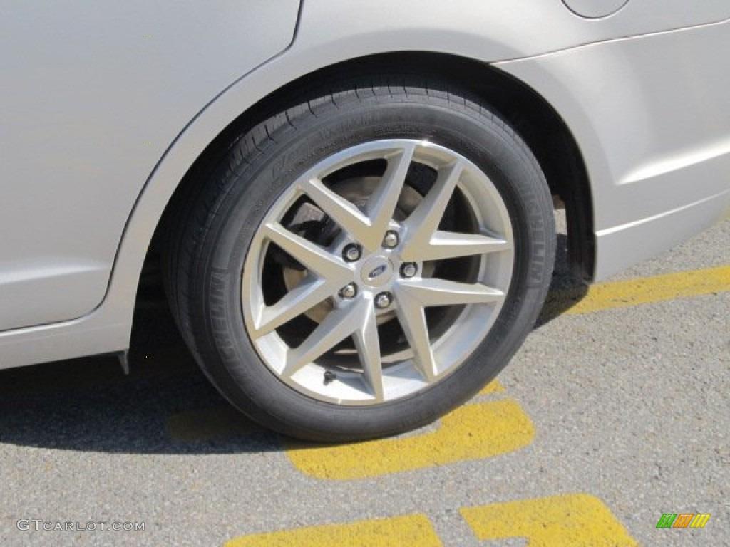 2010 Fusion SEL V6 AWD - Smokestone Metallic / Medium Light Stone photo #3