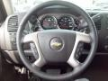 2012 Mocha Steel Metallic Chevrolet Silverado 1500 LT Extended Cab 4x4  photo #22