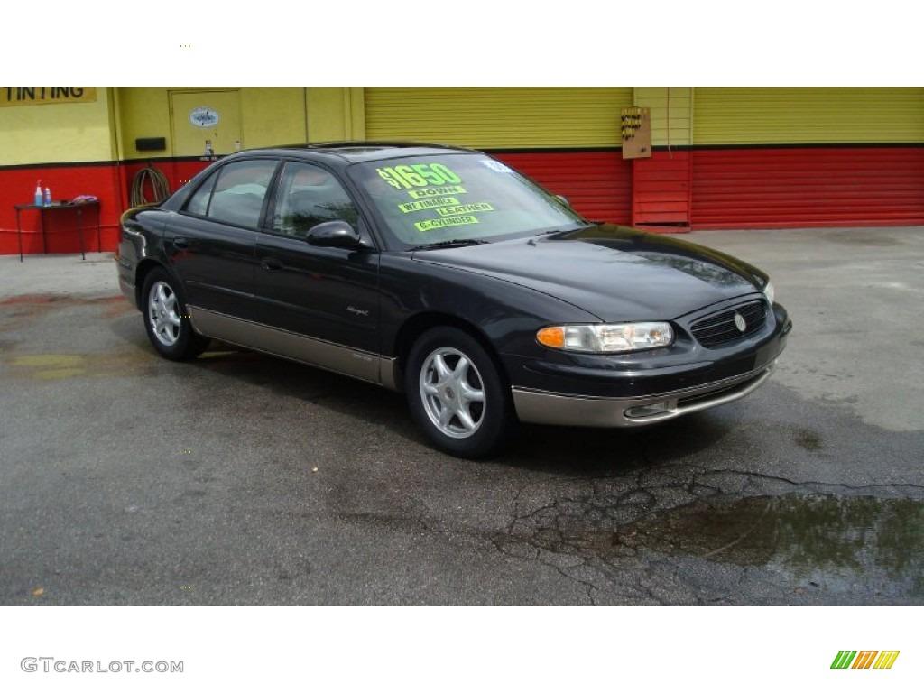 2001 black buick regal ls 61966697 car. Black Bedroom Furniture Sets. Home Design Ideas