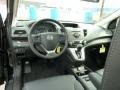 2012 Crystal Black Pearl Honda CR-V EX-L 4WD  photo #12