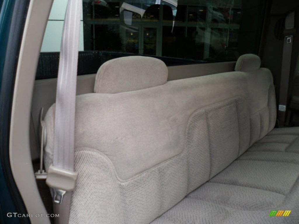 Neutral Shale Interior 1997 Chevrolet C K C1500 Silverado Extended Cab Photo 62016480