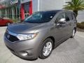 Brilliant Silver 2012 Nissan Quest Gallery