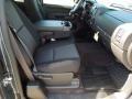 2012 Blue Granite Metallic Chevrolet Silverado 1500 LT Extended Cab 4x4  photo #17