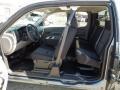 2012 Blue Granite Metallic Chevrolet Silverado 1500 Work Truck Extended Cab  photo #12