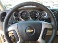 2012 Mocha Steel Metallic Chevrolet Silverado 1500 LT Crew Cab 4x4  photo #11