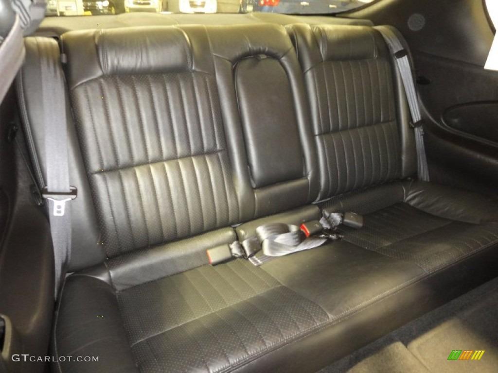 2000 chevy monte carlo interior