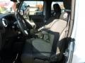 2012 Winter Chill Pearl Jeep Wrangler Sahara Arctic Edition 4x4  photo #11